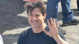 Tom Cruise halhatatlan