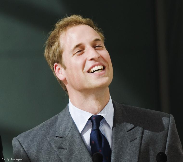 Vilmos herceg június 21-én lett 35 éves, ami mellett nem mehetünk el szó nélkül