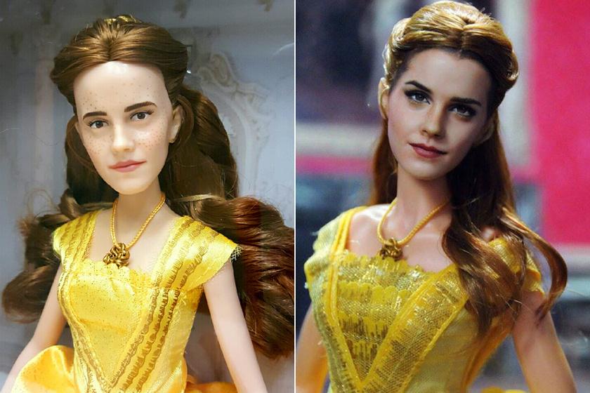 Belle - Emma Watson.