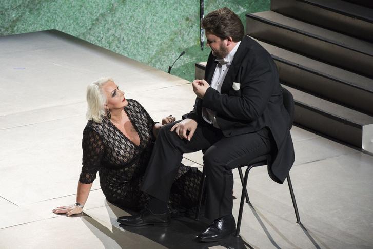 A walkür - Iréne Theorin és Christopher Ventris