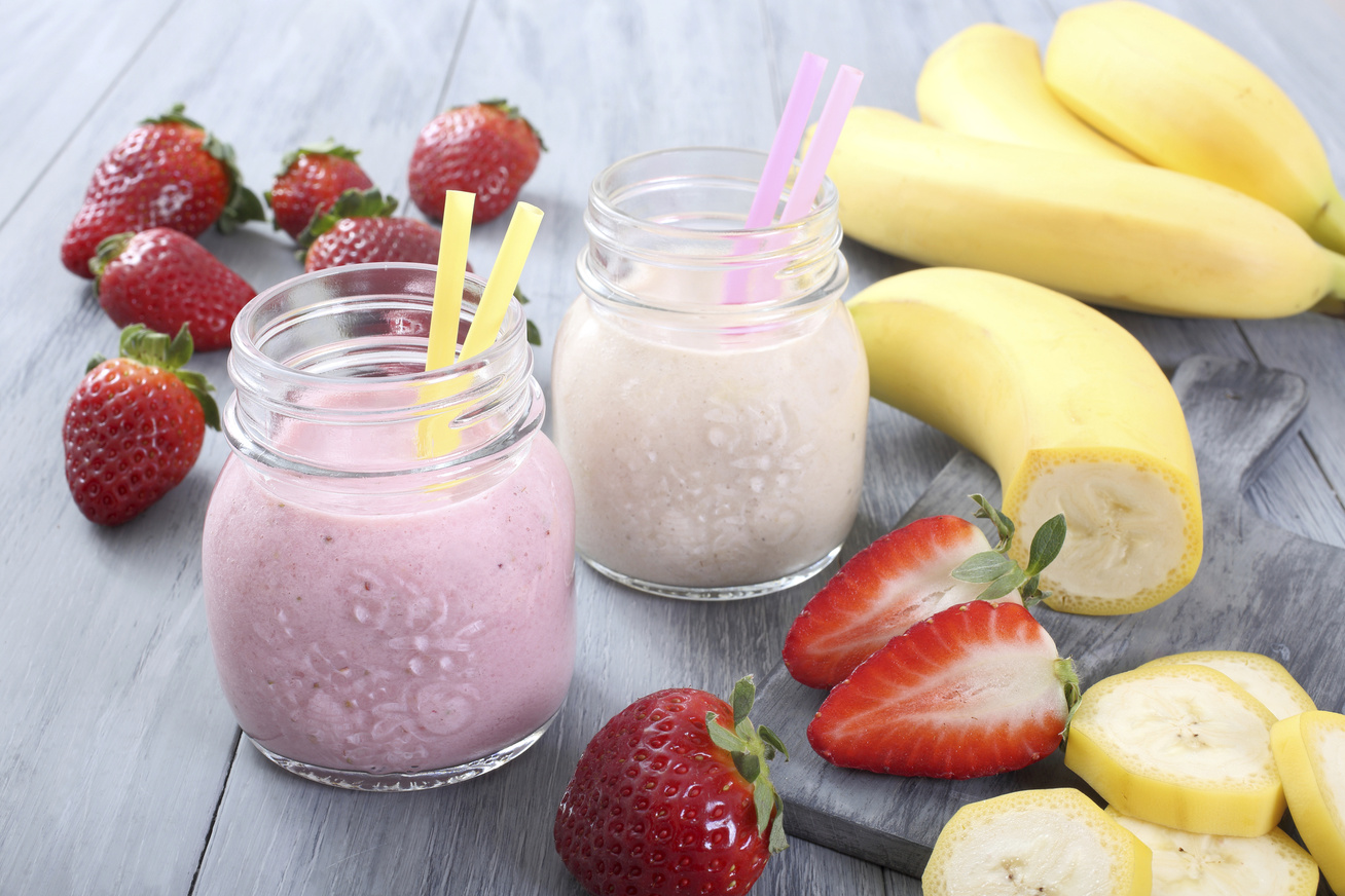 eper banan smoothie