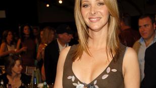Egy pillanatig úgy volt, hogy Lisa Kudrow újra Phoebe Buffay lesz, aztán mégse