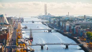 Négyszer annyi fizetésért, egy bőröndnyi cuccal emigrált Írországba