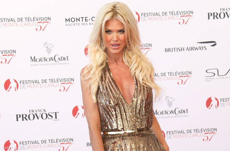 3. Victoria Silvstedt