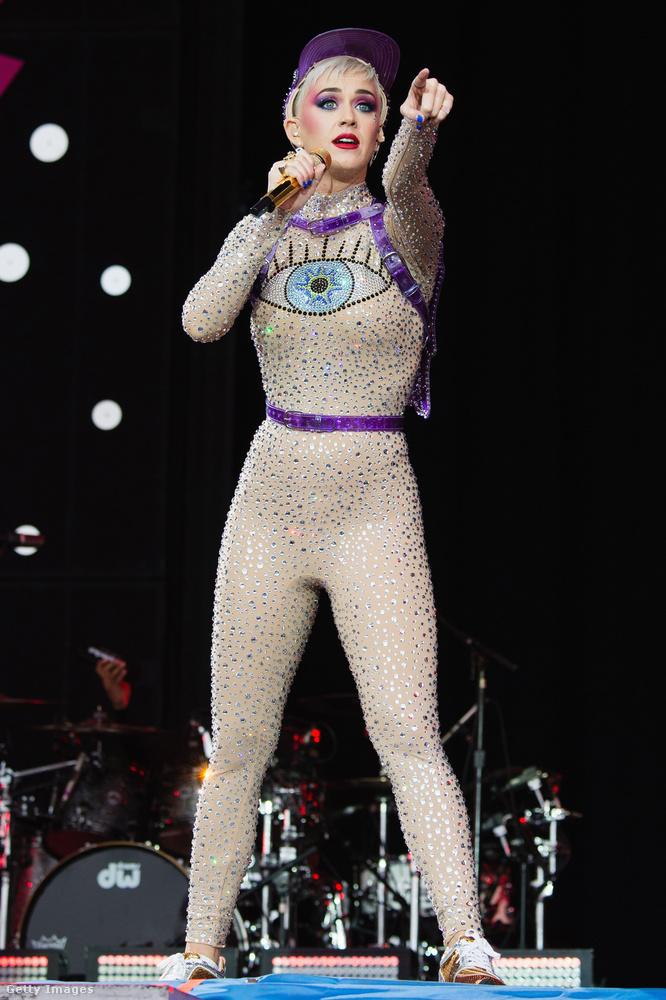 Katy Perry, de ez nem biztos, hogy ebben a formában volt jó ötlet.