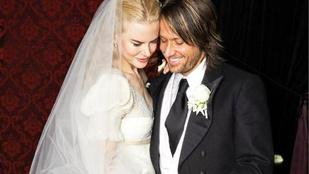 Nicole Kidman és Keith Urban 11 év házasságot ünnepel ezen a szelfin