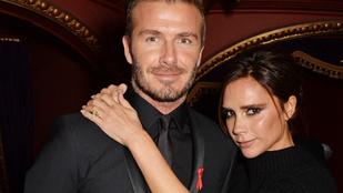 Nézze meg, ahogy Victoria és David Beckham buliznak Ed Sheeranre