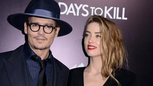 Nem látszik rajta, de Johnny Depp egyre nagyobb bajban van