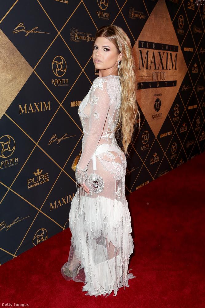 Erre tessék!Lehet jönni lapozgatni, ezek a képek a Maxim magazin Hot 100 nevű partiján készültek Los Angelesben a múlt hétvégén