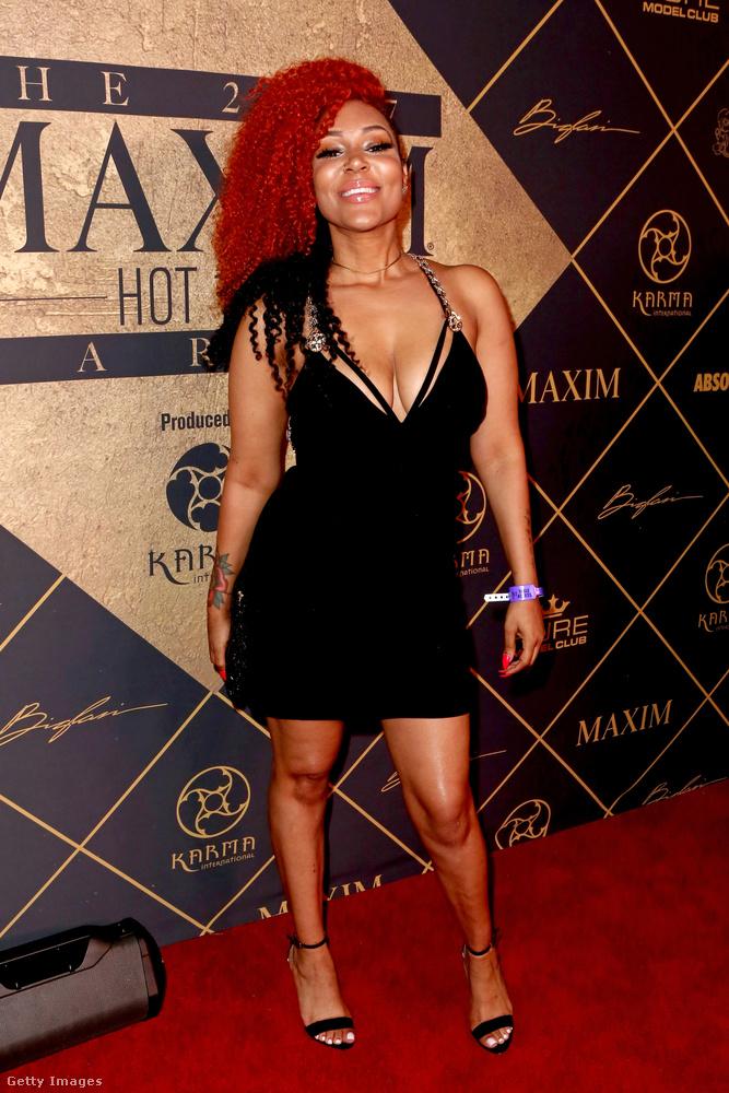 Lyrica Anderson énekesnő sem pakolta el, amire szerinte a Maximnál mindenki a legkíváncsibb.