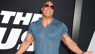 Dwayne Johnson megpróbálta utánozni Schwarzeneggert, nem sikerült