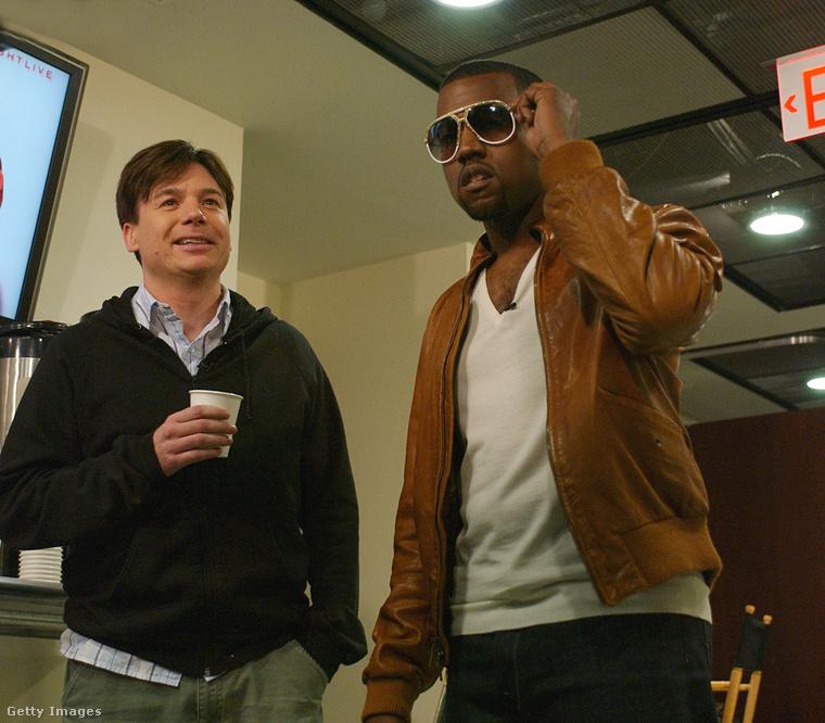 A másik híres akcióját még 2005-ben követte el Kanye West, aki a Katrina hurrikán károsultjainak rendezett, élő tévéműsorban alkotott maradandót