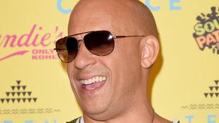 Vigyázat, a babázó Vin Diesel és Gal Gadot látványától végtelenül ellágyulhat!