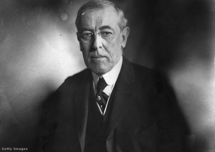 Woodrow Wilson elnök