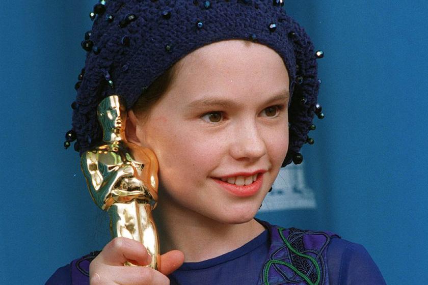 11 évesen már Oscart kapott - Ilyen gyönyörű nő lett az egykori gyerekszínész
