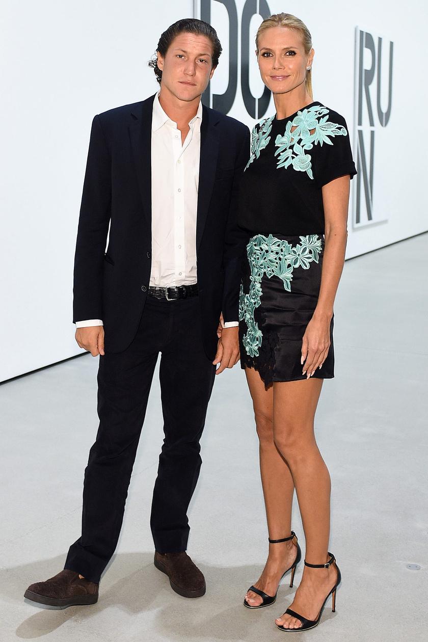 Heidi Klum és Vito Schnabel