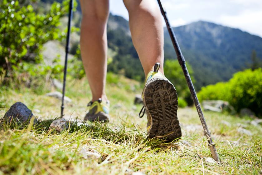 3 hetes edzésterv kezdőknek: napi 30 perc tempós séta, és felpörög az anyagcsere