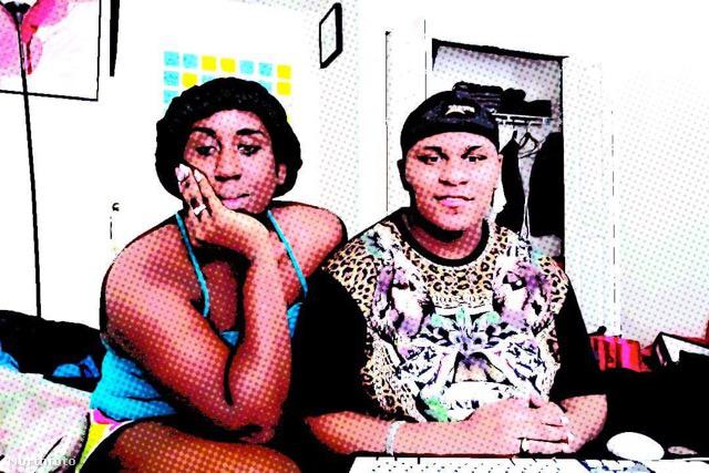 Mindketten transzneműek, és pontosan ez volt az, ami összehozta őket.