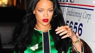 Kiderült, hogy ki Rihanna új pasija!