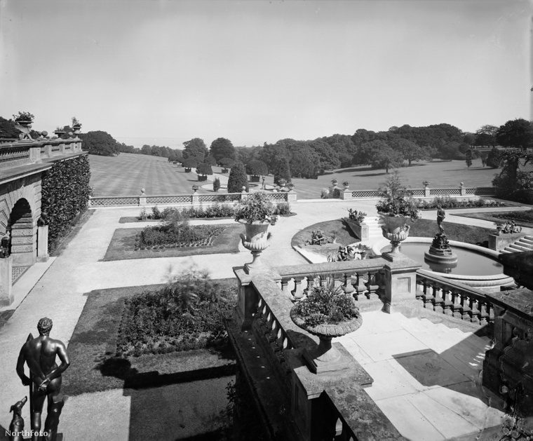 Az Osborne Ház az 1880-as években.