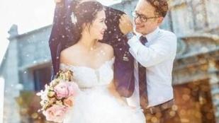 Undorító igazság egy romantikus esküvői fotó mögött
