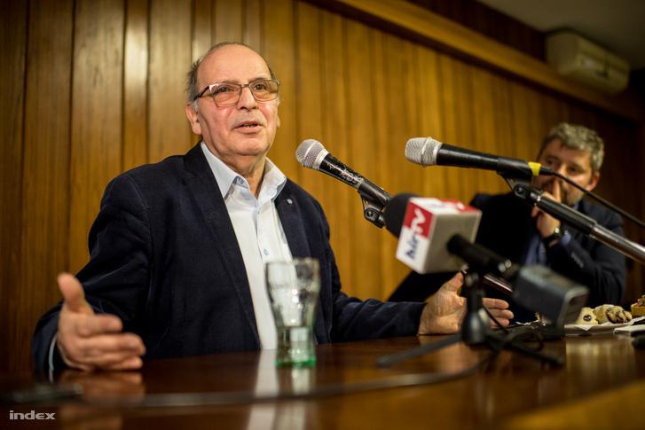Majtényi László az Eötvös Károly Intézet elnöke