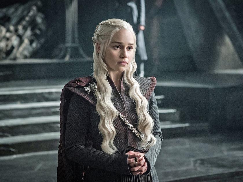 Emilia Clarke a sorozat új évadában