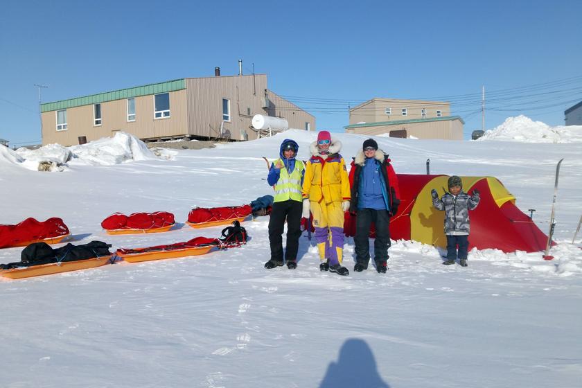 Antarktiszi lány 3