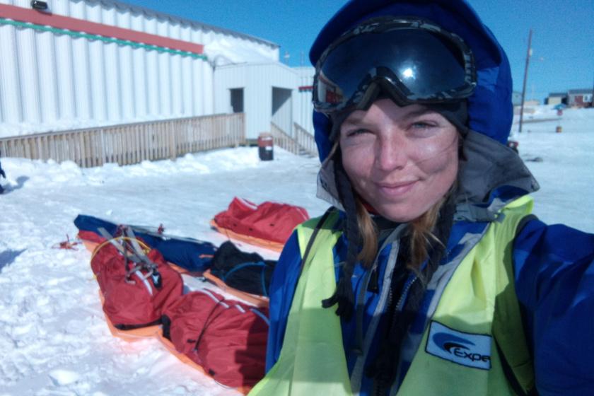 Antarktiszi lány 2