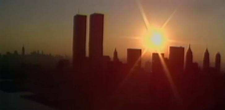 New York, napfelkelte az áramszünet éjszakája után