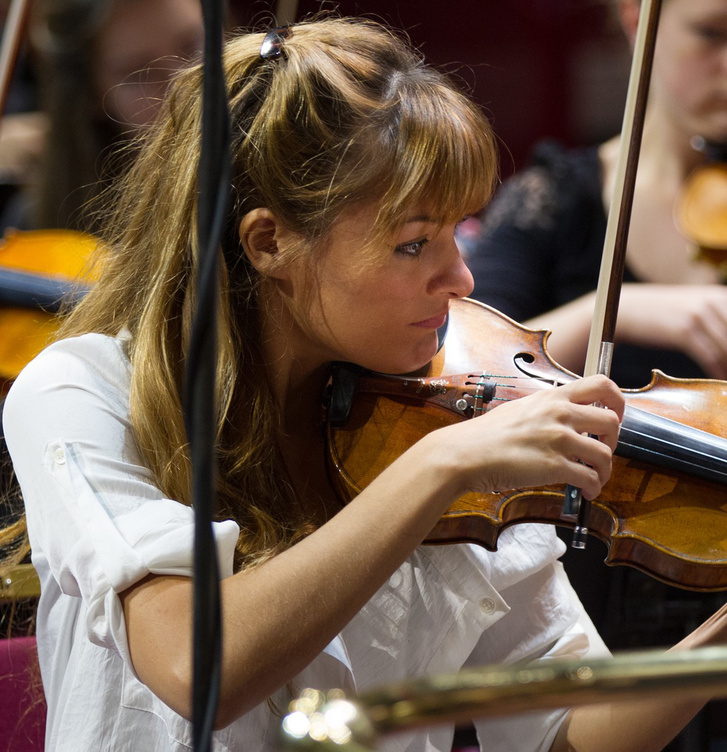 Nicola Benedetti a Royal Albert Hallban