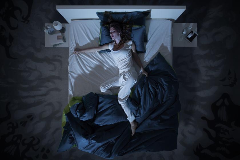 rémálom-alvászavar