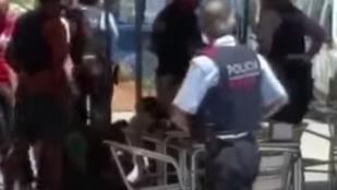 Agyonlőttek egy magyar pincért Barcelona közelében