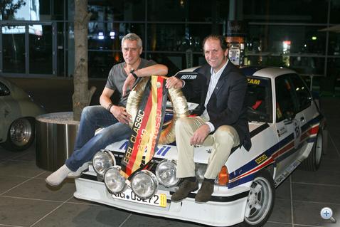 Az abszolút győztes Ralph Herforth - Hans-Werner Wirth páros (Opel Ascona B 400 az Opel Classic színeiben indultak). 197 ponttal zártak.