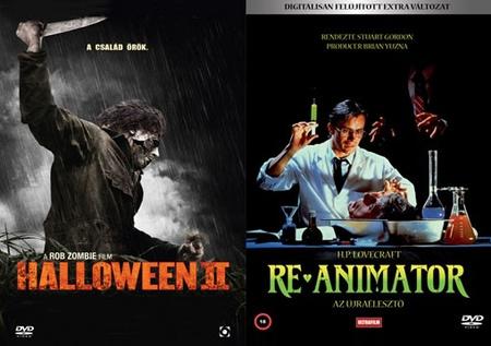 Ünnepelje Rob Zombie és Stuart Gordon filmjeivel a Halloweent!