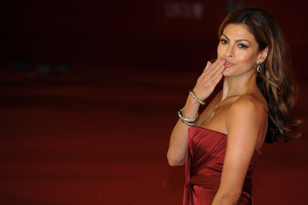 Eva Mendes a Római Filmfesztiválon