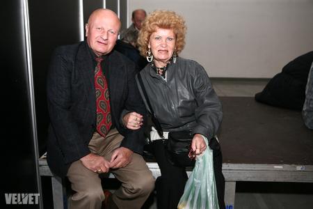 Gyuri bácsi és Renáta néni az Erotika Kiállításon