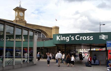 A King's Cross megálló