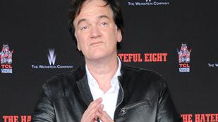 Hoppá! Quentin Tarantino végre megházasodik