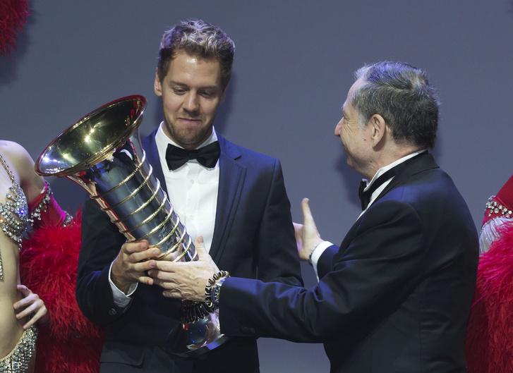 Sebastian Vettel és Jean Todt most nem díjátadó kapcsán találkoznak majd