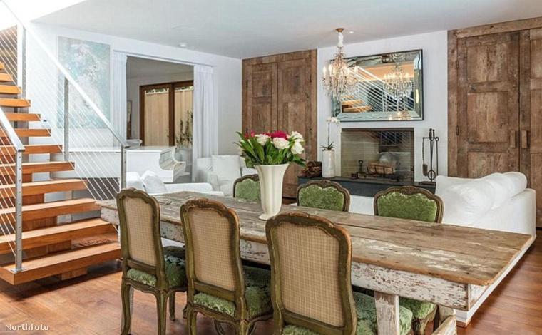 Szóval ha van felesleges 13 és fél millió forintja havonta, máris beköltözhet Pamela Anderson luxusházába