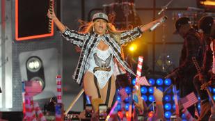 Jennifer Lopez fellépőszettjei kiakasztották a szexiségmutatót