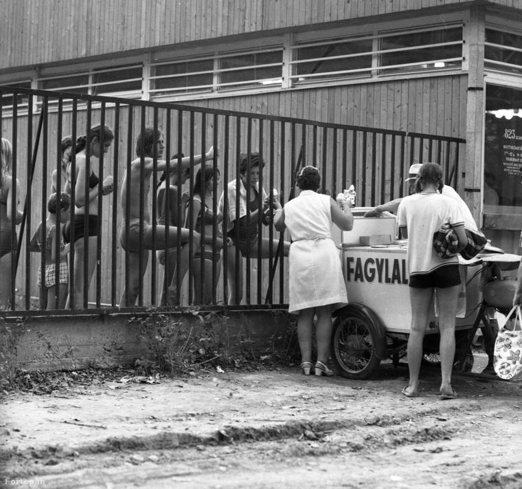 Az élelmes magyar vállalkozószellem már 1975-ben is jelen volt az országban