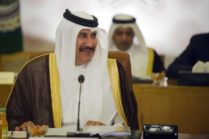 Sheikh Hamad Bin-Jassim Bin-Jaber Al Thani