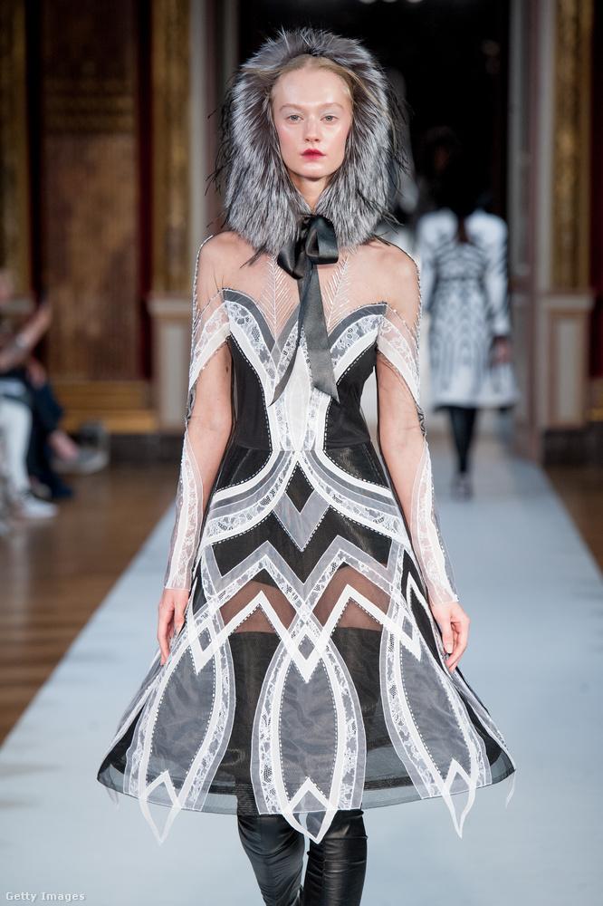 A Yanina márka szintén kicsit túl bizarr lesz a többségnek, pedig a téli színeket, formákat és hangulatot nagyon izgalmas ötletekkel idézik.