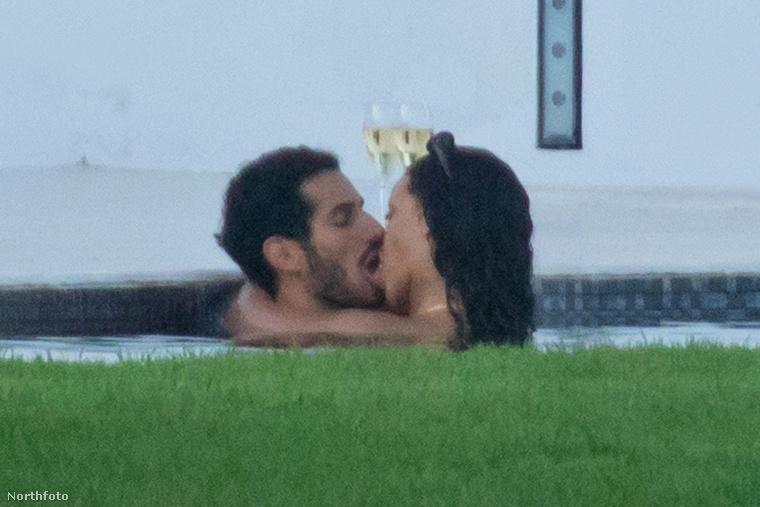 Ám visszatérve a magánéletére, a férfinak nem Rihanna az első világhírű nő az életében