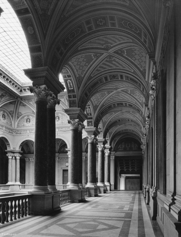 Szépművészeti Múzeum, Reneszánsz Csarnok 1940
