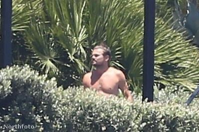DiCaprio aztán kitett magáért július 4-én.Na, viszlát!