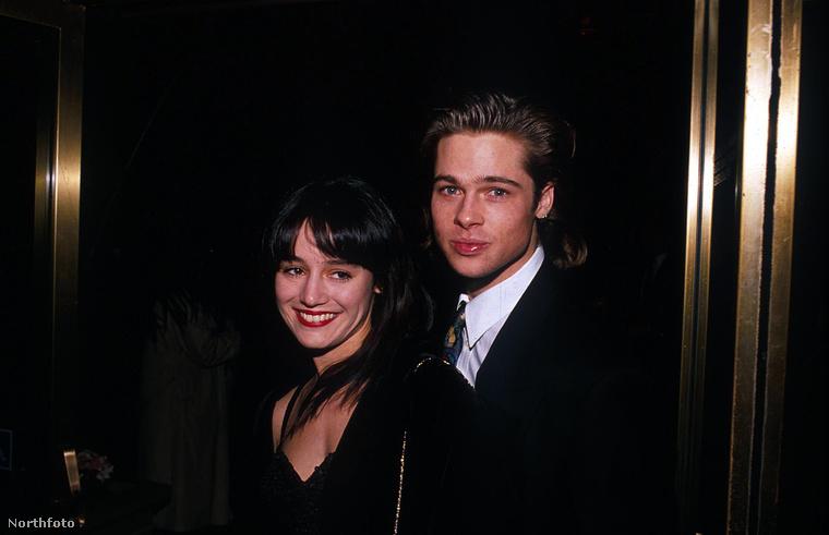 Jill SchoelenA Kivégzős című tini-horrorban dolgoztak együtt, aztán jártak is.Érdekesség: a pletykák szerint Pitt el is jegyezte a színésznőt, azonban erről semmiféle bizonyíték nem került elő.