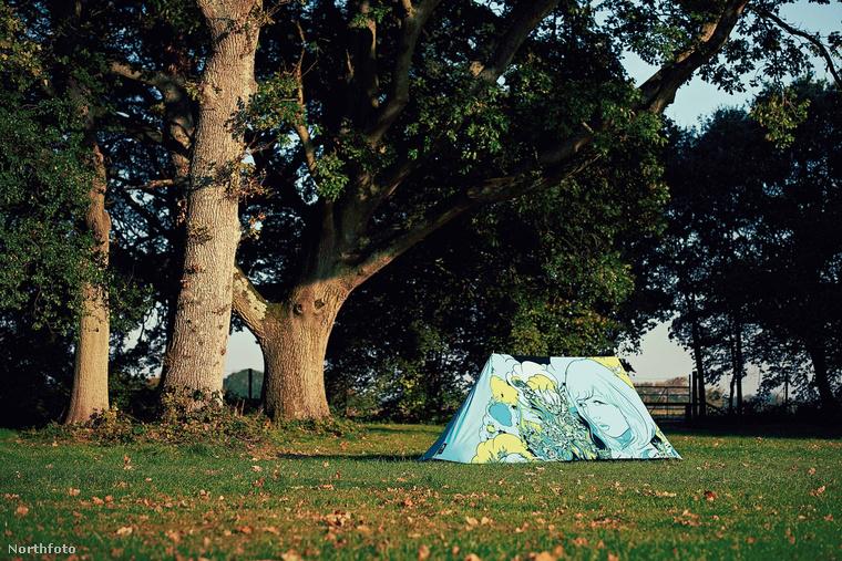 Itt egy újabb példa, hogy van élet ajellegtelen sátrakon túl.